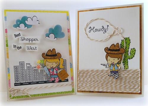CowboyCowgirl cards 1