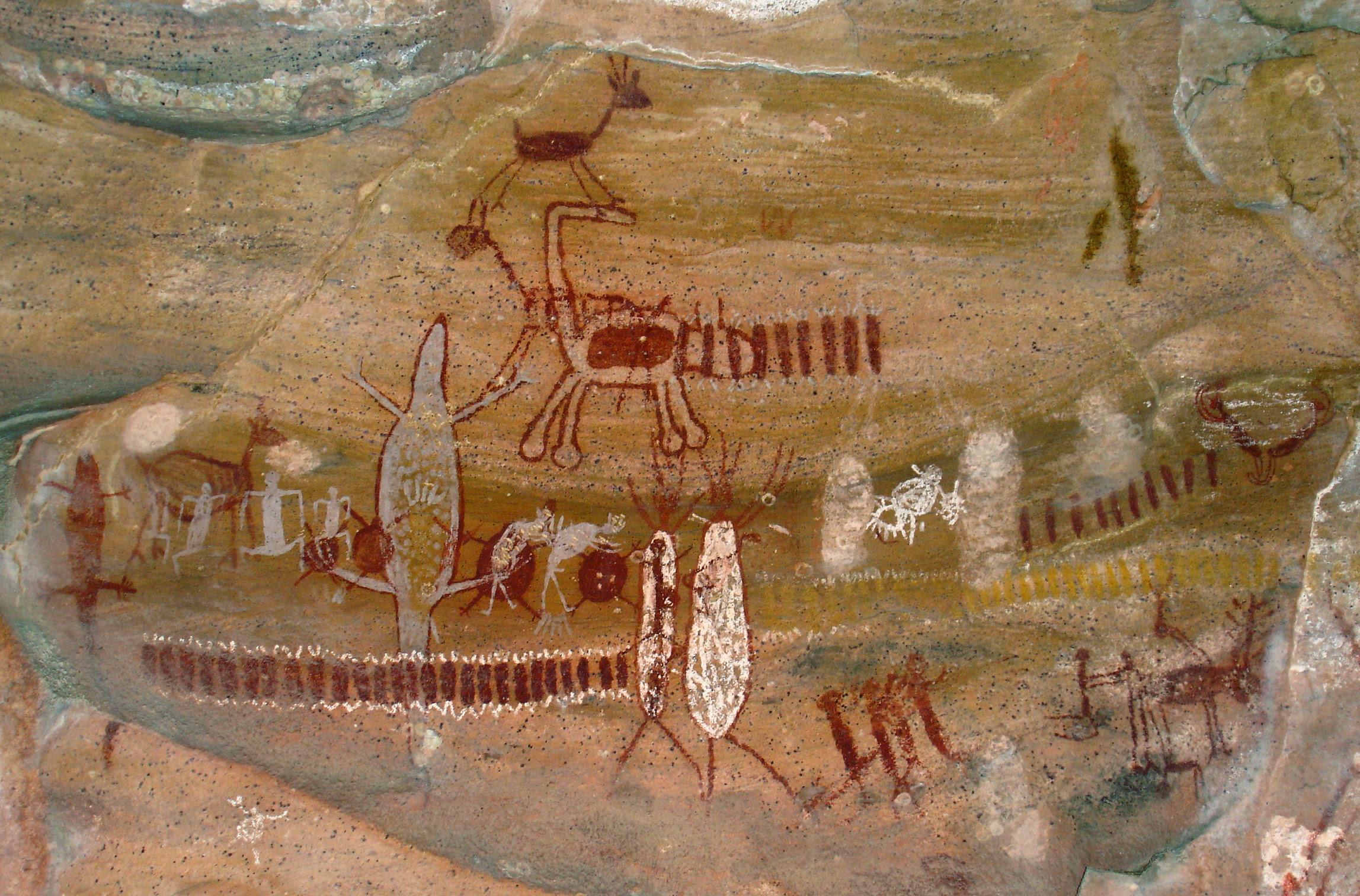 Serra da Capivara - Several Paintings 2b.jpg