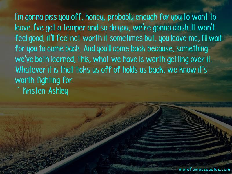 Quotes About Fighting For Something You Want Top 27 Fighting For