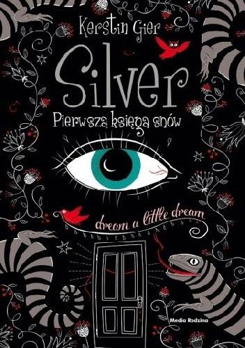 Okładka książki Silver. Pierwsza księga snów