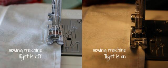 Sewing tutorial tip