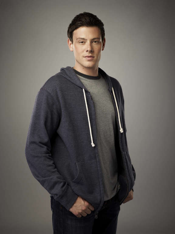 "GLEE: Actor Cory Monteith during a gallery portrait session for FOX's ""Glee"" Season 4. Show airs Thursdays, 9:00-10:00 PM ET/PT. (Photo by FOX via Getty Images)"