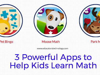 Improve Your Kids Math Skills with These Educational iPad Apps