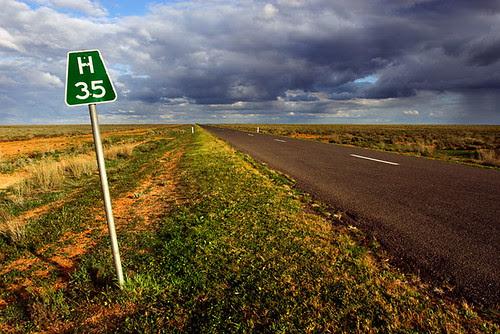 Hay, New South Wales, Australia, The Long Paddock  IMG_5944_Hay