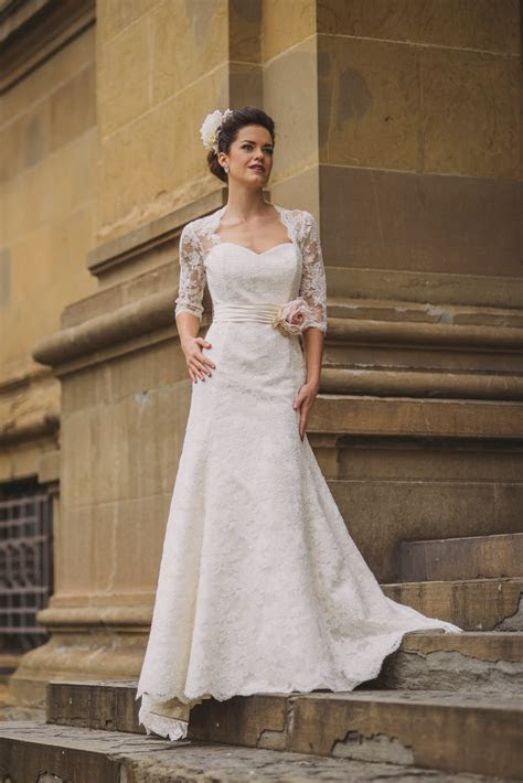 Carlotta Wedding Dress from Forget Me Not Designs