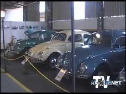 TV AVARÉ - ESPECIAL - MUSEU DO AUTOMÓVEL DE AVARÉ