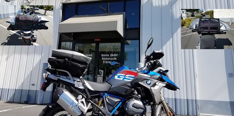 Bmw Motorrad Duffle Bag