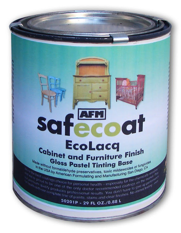 AFM Safecoat - Give Your Cabinets a Healthy Facelift