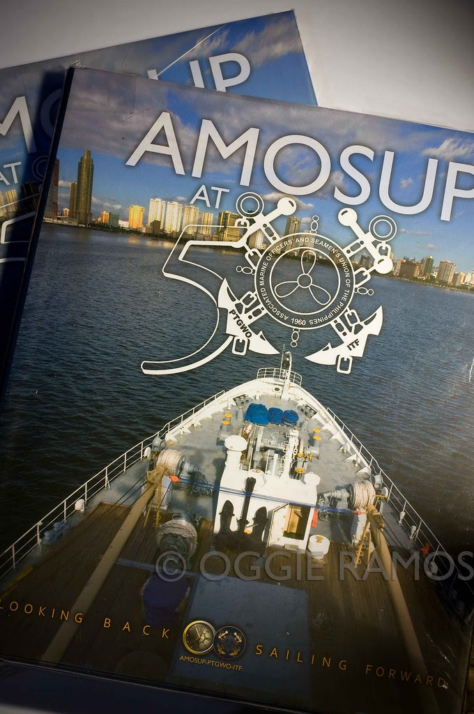 AMOSUP Book Cover