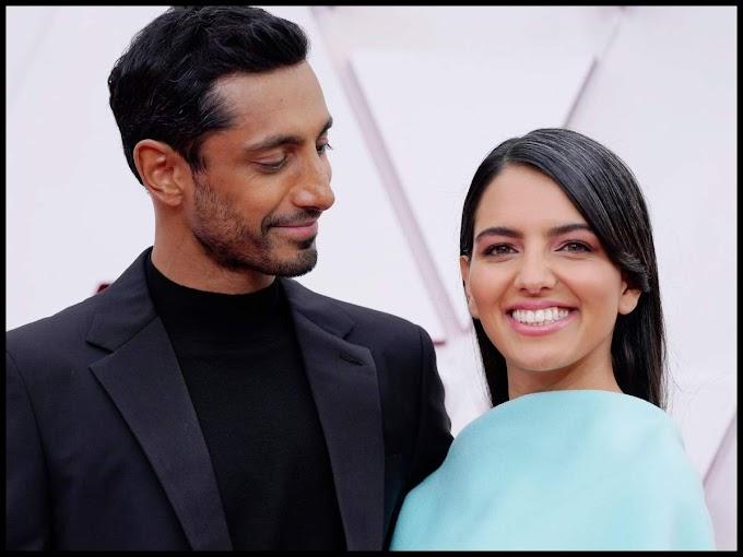 Riz Ahmed attends Oscars with wife Fatima