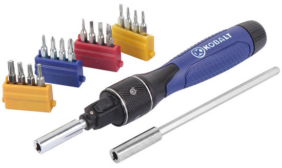 Husky 16-in-1 Screwdriver Set (9-Piece)-751016H - The Home Depot