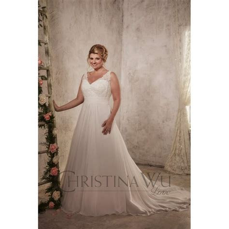 Eternity Bride Plus Size Dresses Style 29271 By Love By