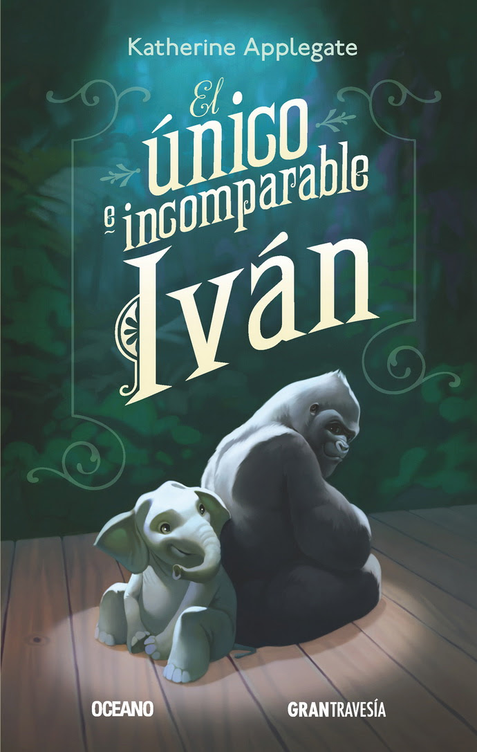 Único e incomparable Iván, El
