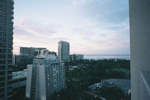 おはようハワイ