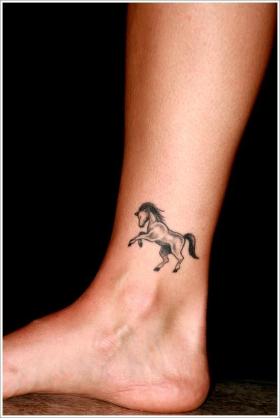 36 Diseños De Tatuajes De Caballos