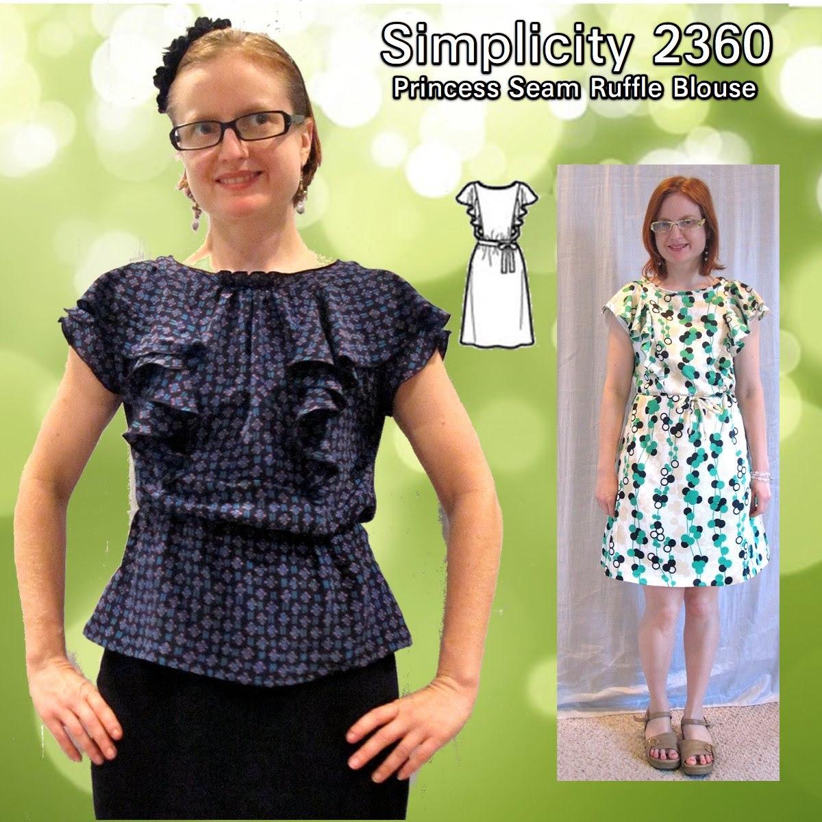 Simplicity 2360 Thumbnail