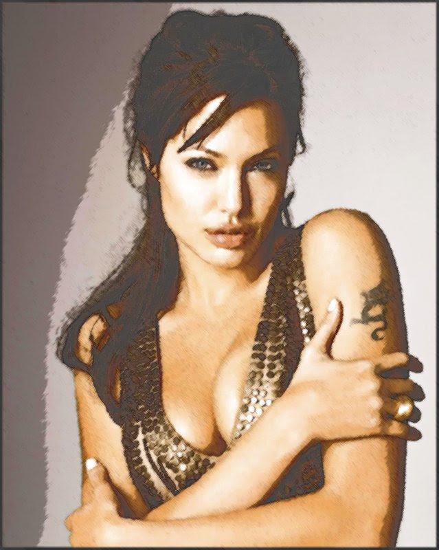 Angelina Jolie Notodonta