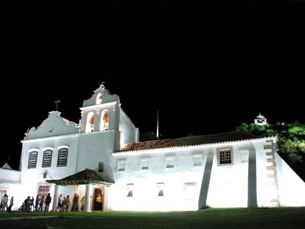 Convento Nossa Senhora dos Anjos, em Cabo Frio, onde funciona o MART (Foto: Divulgação)