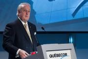 Le président du conseil d'administration de Québecor, Brian... (Photo Graham Hughes, archives PC) - image 1.0