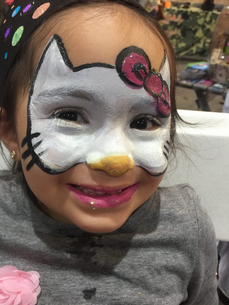 Fantastic Face Painting And Glorious Glitter Tattoos Pretend Inc