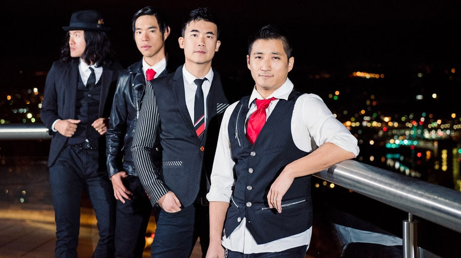 Inside Asian-American Group the Slants' Supreme Court Free-Speech Win