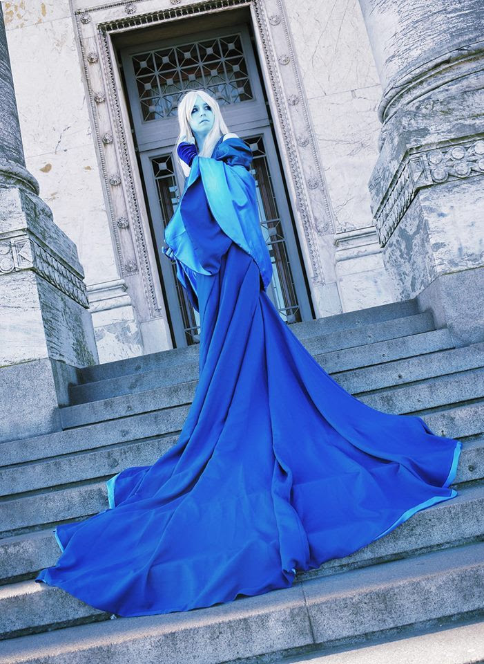 My Blue Diamond cosplay nwn
