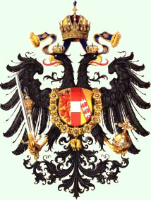 arms of imperial austria