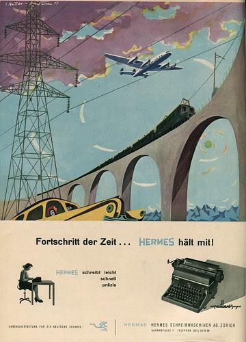 Du 1948-03 HERMES Progress