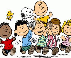 Tina Fey, Usher, Whoopi Goldberg, Kristen Chenoweth Chosen as Peanuts Characters Look-A-Like As Peanuts Announces 60th Anniversary Look-A-Like Contest