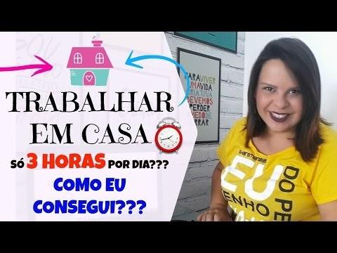 TRABALHE EM CASA