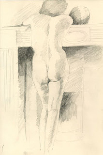 MAKING A MARK: Life drawing class - an introduction