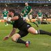 Ryan Crotty scored a late try for New Zealand as the All Blacks remained undefeated.