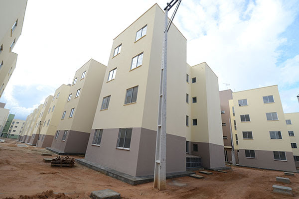 Metade dos apartamentos do condomínio Village de Prata será ocupada por famílias do 8 de março