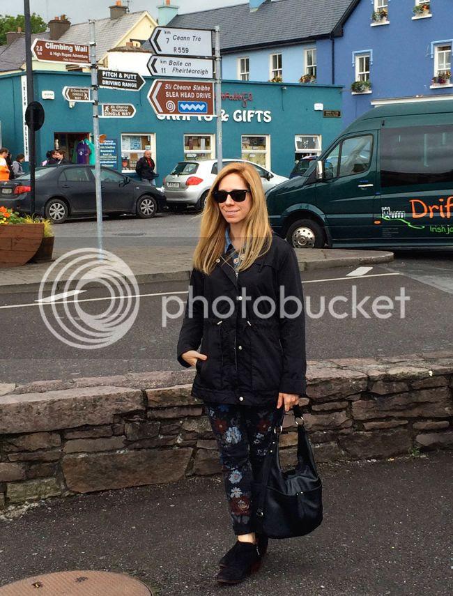 Dingle Peninsula Ireland-ootd