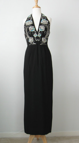 Vintage dress full length