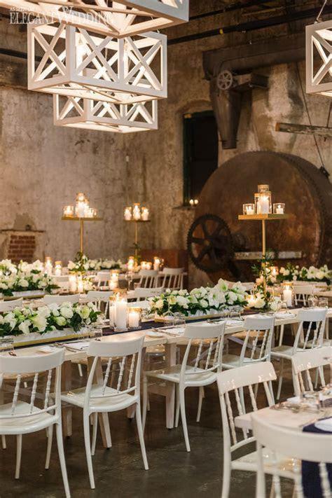 Rustic Industrial Wedding Ideas   ElegantWedding.ca