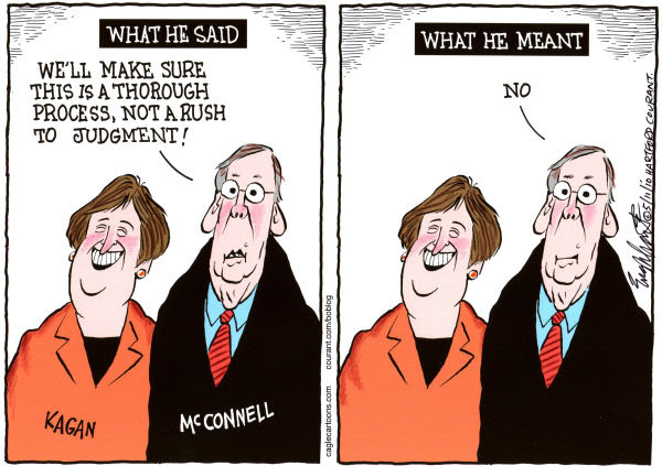 Cartoon by Bob Englehart