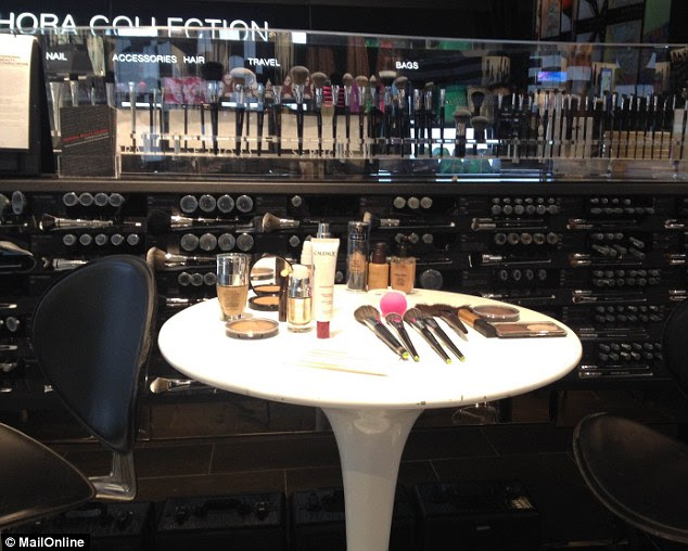 Beauty School Dropout? Not a chance! FEMAIL enrolls at ...