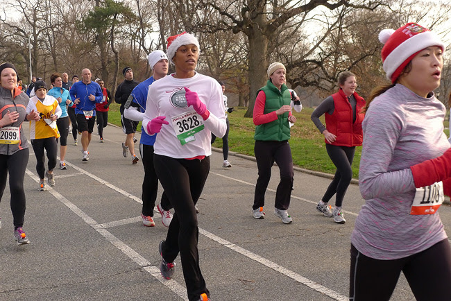 Jingle Bell Run, Prospect Park
