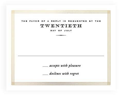 Wedding Invitation Wording & Etiquette   Minted