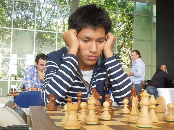 Resultado de imagem para jorge cori ajedrez foto