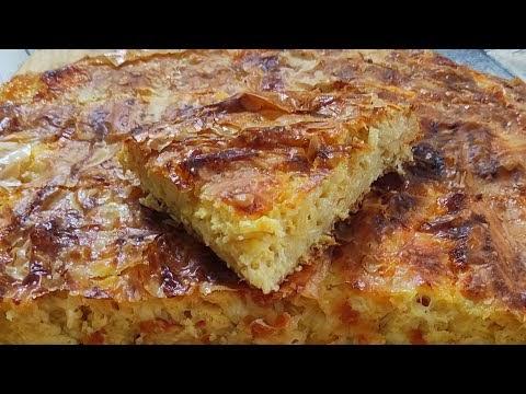 Κασερόπιτα  της Γκόλφως σε 5 λεπτά (Βίντεο)