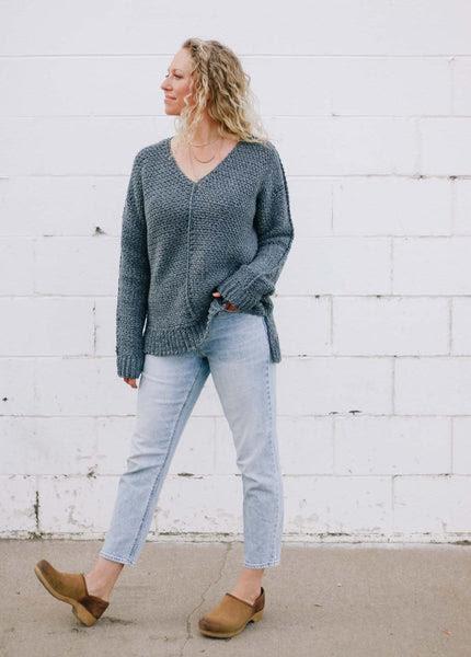 Crochet Kit - Celestial Sweater