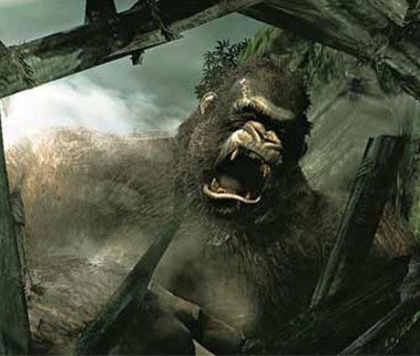 3D Gorilla Grodd