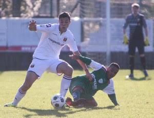 Time sub-20 do Alecrim disputou torneio na Itália (Foto: Luca Rossini/AC Monza)