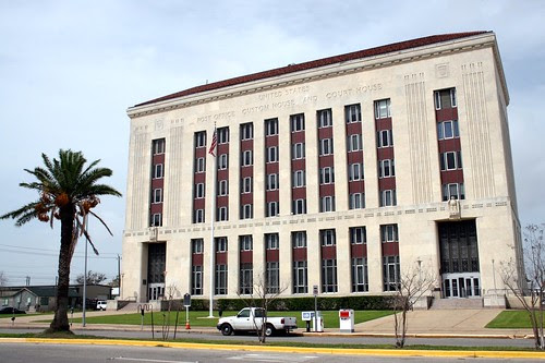 galveston post office, custom house and courthouse