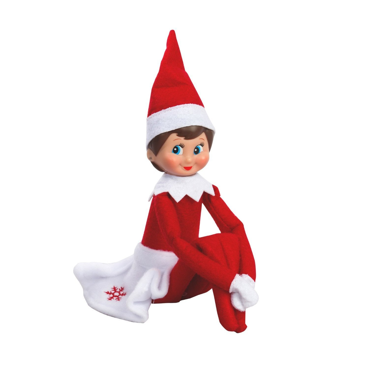 The Elf On The Shelf Girl Elf Edition With North Pole Clip Art Library