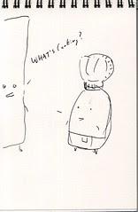"""Lost"" Sketchbook - page 4"