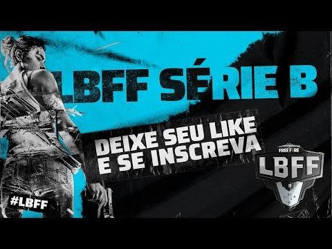 LBFF 5 Série B - GRANDE FINAL | Free Fire