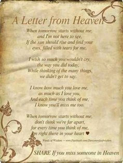 Mother Looking Down From Heaven Quotes